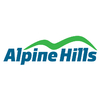 Alpine Hills Golf Club Logo