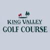 King Valley Golf Course Logo