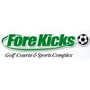 Fore Kicks Golf Club Logo