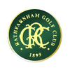 Rathfarnham Golf Club Logo