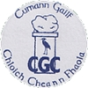 Cloughaneely Golf Club Logo