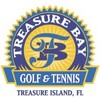 Treasure Island Golf, Tennis &amp; Recreation Center Logo
