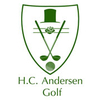 H.C. Andersen Golf - 18 Hole Course Logo