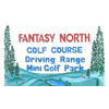 Fantasy North Golf Course Logo