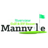 Mannville Riverview Golf Course Logo