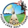 Pigeon Lake Golf Club Logo