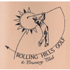Rolling Hills Golf and Country Club Logo