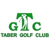 Taber Golf Club Logo