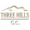 Three Hills Golf Club Logo