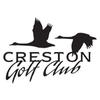 Creston Golf Club Logo