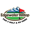 Edgewater Hill Par 3 Golf Club Logo