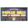 Poplar Hills Golf Club Logo