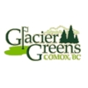 Glacier Greens Golf Club Logo