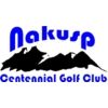 Nakusp Centennial Golf Club Logo