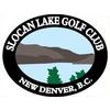 Slocan Lake Golf Club Logo