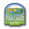 Four Lakes Golf Club Logo