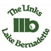 Links of Lake Bernadette Logo
