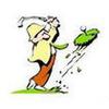 Henderson Park Golf Course Logo
