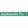 Ambleside Par 3 Golf Course Logo