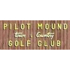 Pilot Mound Town and Country Club Logo