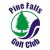Pine Falls Golf Club Logo