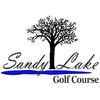 Sandy Lake Golf Course Logo