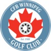 17 Wing Winnipeg Golf Club Logo