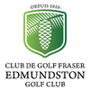 Fraser Edmundston Golf Club Logo