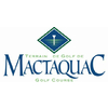Mactaquac Golf Course Logo