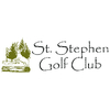 St. Stephen Golf Club Logo