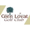 Glen Lovat Golf Club Logo