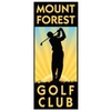 Mount Forest Golf and Country Club Logo