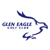 Glen Eagle Golf Club - Blue/Yellow Logo