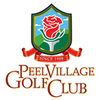 Peel Village Golf Club Logo