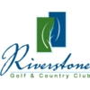 Riverstone Golf & Country Club - Long Logo