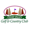 Cedar Valley Golf and Country Club Logo