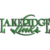 Lakeridge Links Golf Course Logo