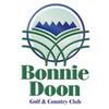 Bonnie Doon Golf Course Logo