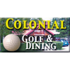 Colonial Golf Course Logo