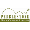 Pebblestone Golf Course Logo