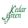 Cedar Green Golf Club Logo