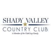 Shady Valley Golf Club Logo
