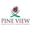 Pine View Golf Course - Championship Logo