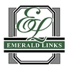 Emerald Links Golf and Country Club - East/South Logo