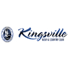 Kingsville Golf and Country Club - Red/Gold Logo