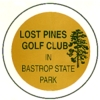 Lost Pines Golf Course Logo