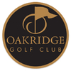 Oakridge Golf Club Logo