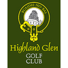 Highland Glen Golf Club Logo
