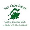 Fair Oaks Ranch Golf & Country Club - Live Oak Course Logo