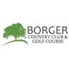 Borger Country Club Logo